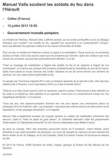 AFP Valls