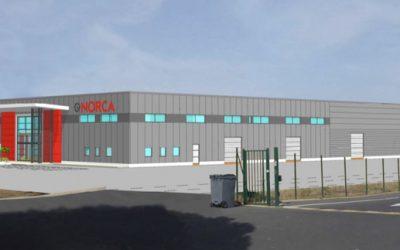 Mécanique – Norca investit 7 M€ dans une plateforme logistique à Vendres