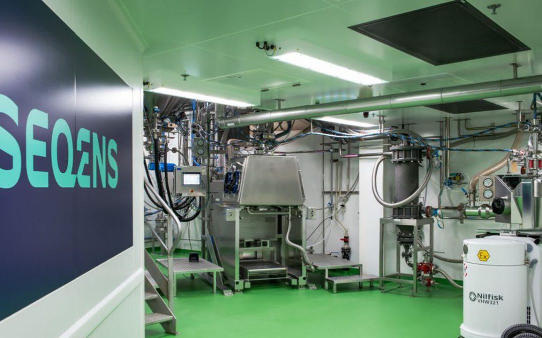 Seqens va créer à Aramon un atelier de production d'antiviraux et d'anticancéreux