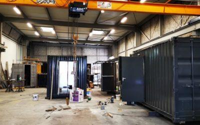 Everlia s'offre une usine de retraitement des conteneurs maritimes à Béziers