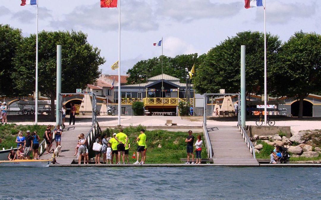 Beaucaire : 7 millions d'euros pour réhabiliter la base nautique Adrien Hardy