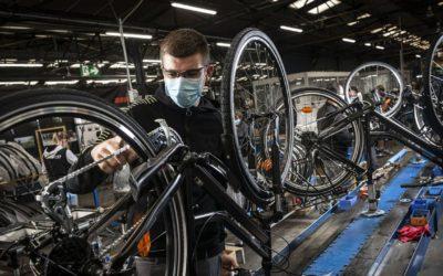 L'approvisionnement, défi 2021 de la filière vélo française
