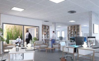 Immobilier tertiaire : 26.300 m2 placés en 2020 à Nîmes