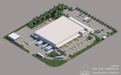 La Poste va construire une plateforme multiflux à Nîmes en 2022