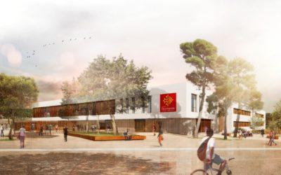 Le nouveau lycée de Sommières baptisé Lucie-Aubrac