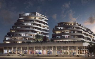 Pour sa première opération, le promoteur immobilier Aeko frappe fort à Valras-Plage