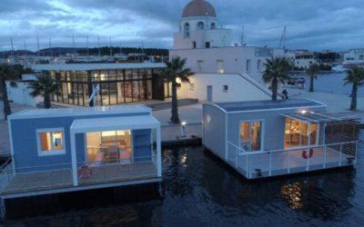Louer un chalet de rêve sur l'eau à Gruissan à partir de 90 euros la nuit, c'est possible !