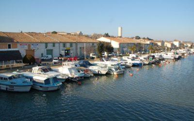 Saint-Gilles veut revaloriser son port pour développer le tourisme fluvial