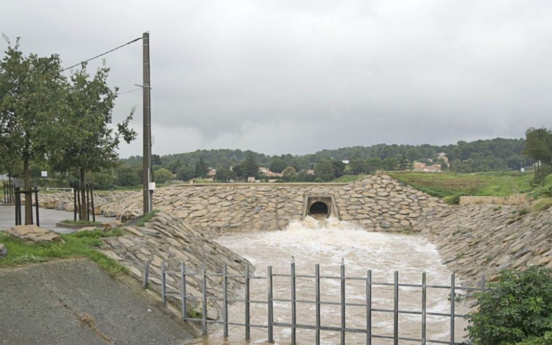 Nîmes Métropole et l'EPTB Vistre Vistrenque créent un nouveau dispositif de prévention des inondations