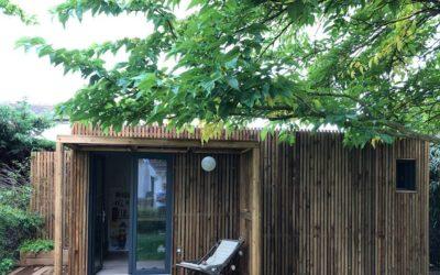 Greenkub profite de la vogue des studios au fond du jardin