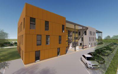 La Segard porte plusieurs projets d'immobilier d'entreprise dans le Gard