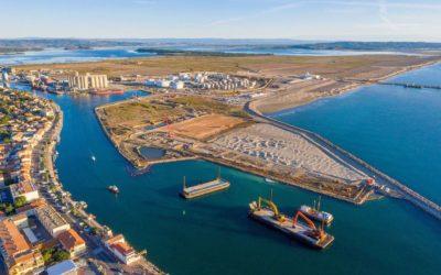 Une usine de production d'hydrogène décarboné fin 2023 à Port-la-Nouvelle