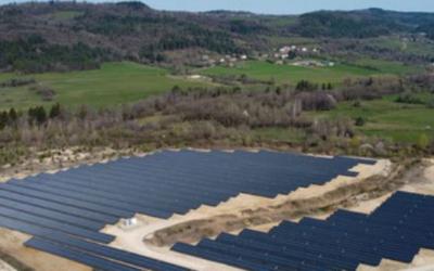 VSB énergies nouvelles redonne une 2e vie aux vieux parcs solaires et éoliens