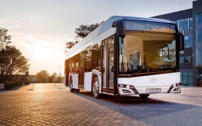 Alès Agglomération expérimente la mise en service d'un bus 100 % hydrogène