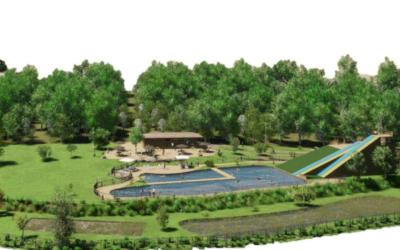 Gard : un centre aquatique ouvrira à Bagard en 2022