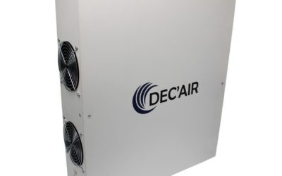 SMS Ingénierie crée un appareil de décontamination de l'air