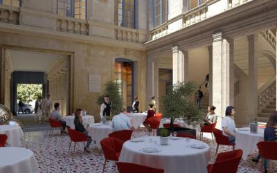 Restauration : les frères Pourcel relancent leur Jardin des Sens à Montpellier