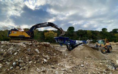 Gard : le groupe Rouméas porte deux projets de centres de revalorisation des déchets du bâtiment
