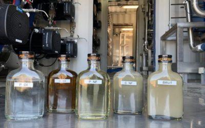 Hérault. Comment les membranes de Nereus produisent de l'eau à partir des vinasses