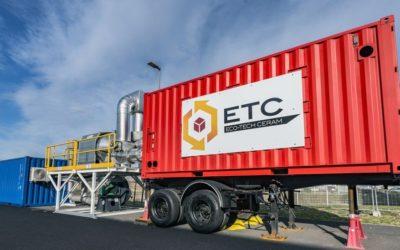 Eco-Tech Ceram crée ETC Invest pour valoriser la chaleur perdue des process industriels