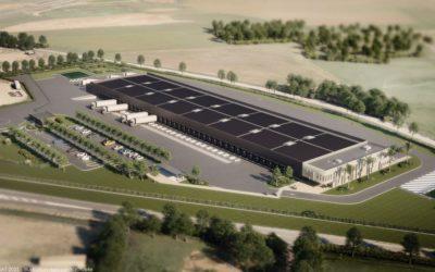 Immobilier d'entreprise : Idec Grand Sud va réaliser une messagerie de 8.000 m2 à Garons