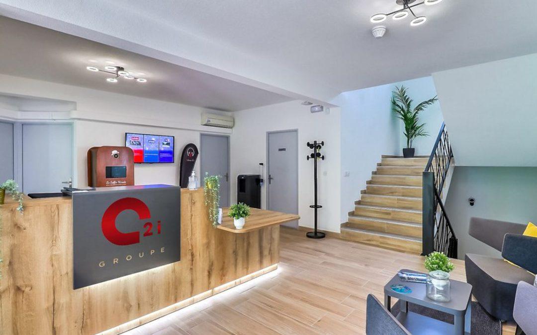 Le Groupe C2i ouvre son pôle immobilier gardois