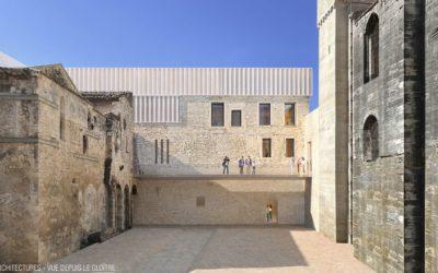 Musée de Saint-Gilles : W-Architectures lauréat du concours de maîtrise d'œuvre